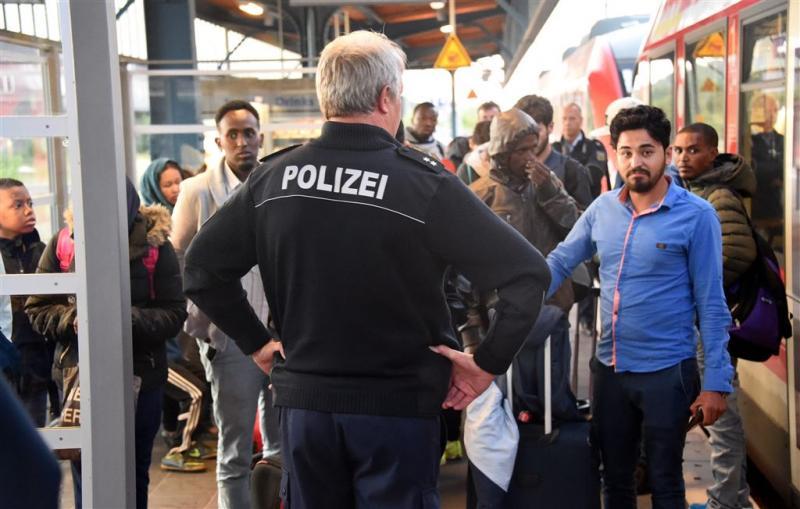 Tientallen Syriërs in bestelbusje Duitsland