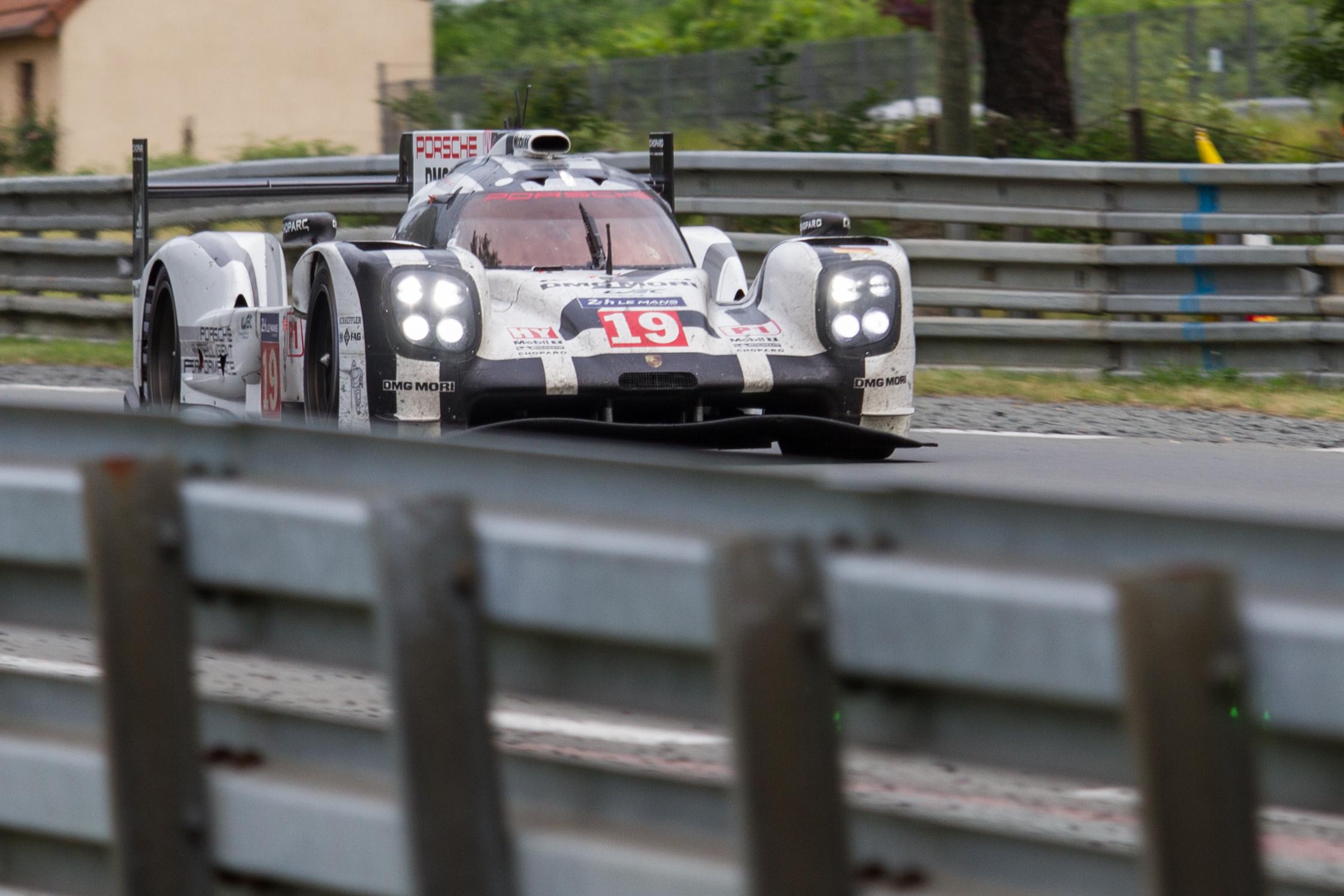 Porsche verlengt LMP1-programma tot 2018 (Foto: Wikimedia)