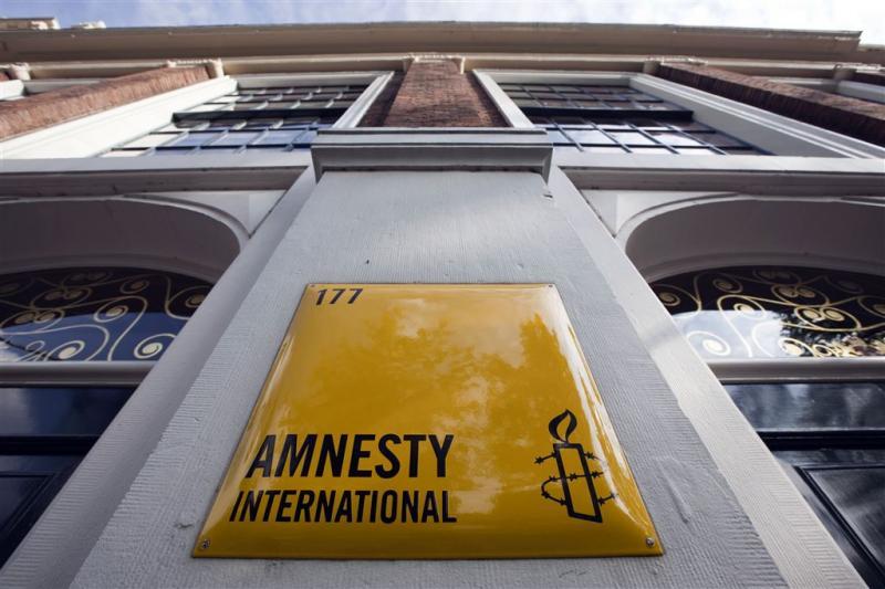 Amnesty start petitie voor regisseur Sentsov