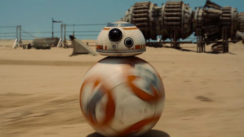 Star Wars: Episode VII - The Force Awakens: BB-8