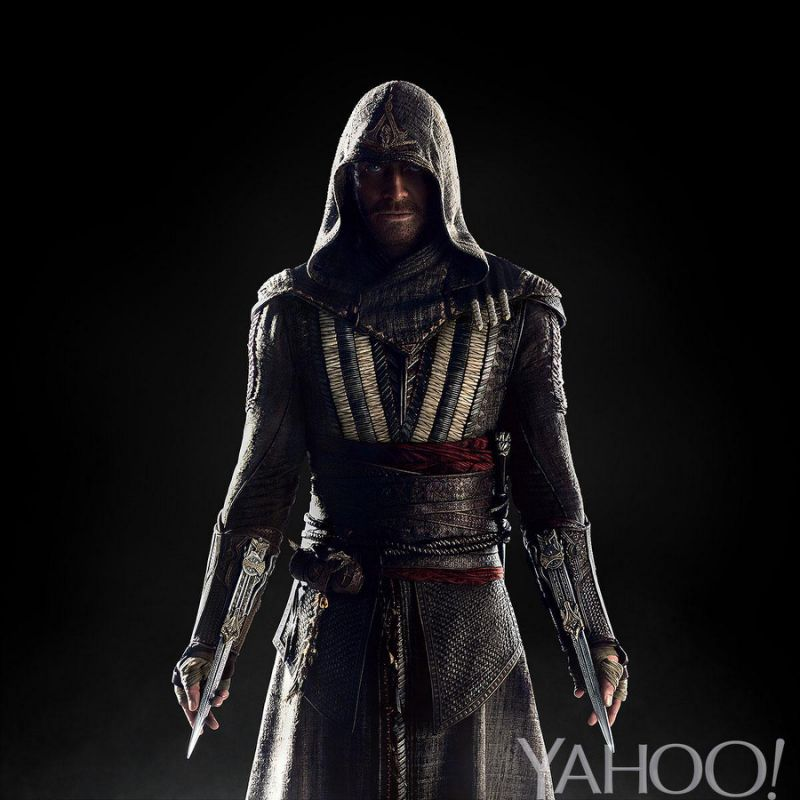 Michael Fassbender in Assassin's Creed: The Movie (Foto: Yahoo)
