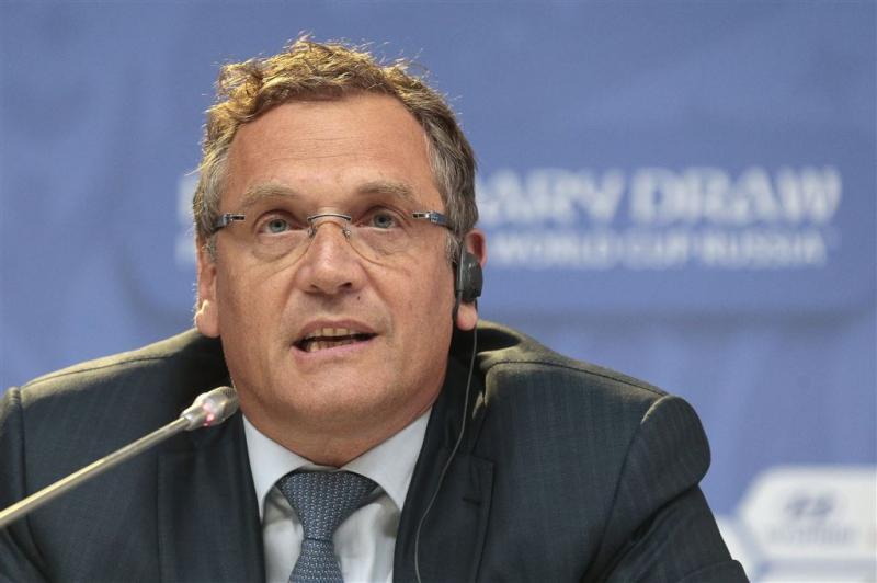'Valcke denkt aan voorzitterschap FIFA'