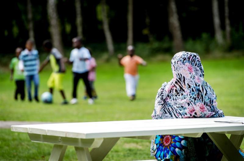 'Asielzoekers in kwart gemeenten welkom'
