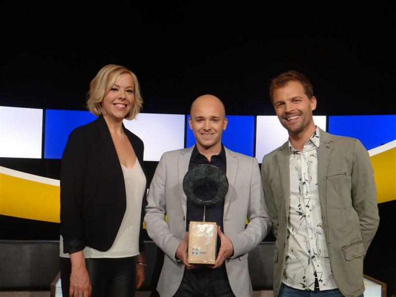 Diederik Smit is Slimste mens 2015