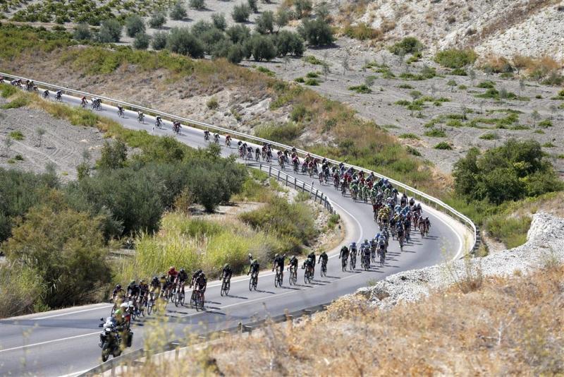Belg Stuyven wint sprint in Vuelta