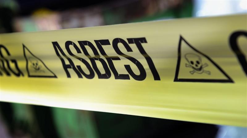Asbest vrij bij schuurbrand Heerjansdam