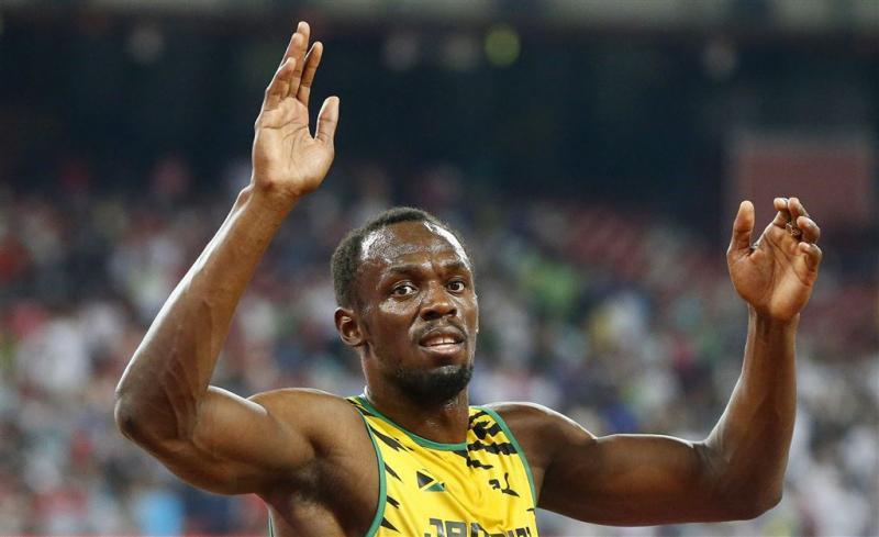 Bolt vol lof over Schippers