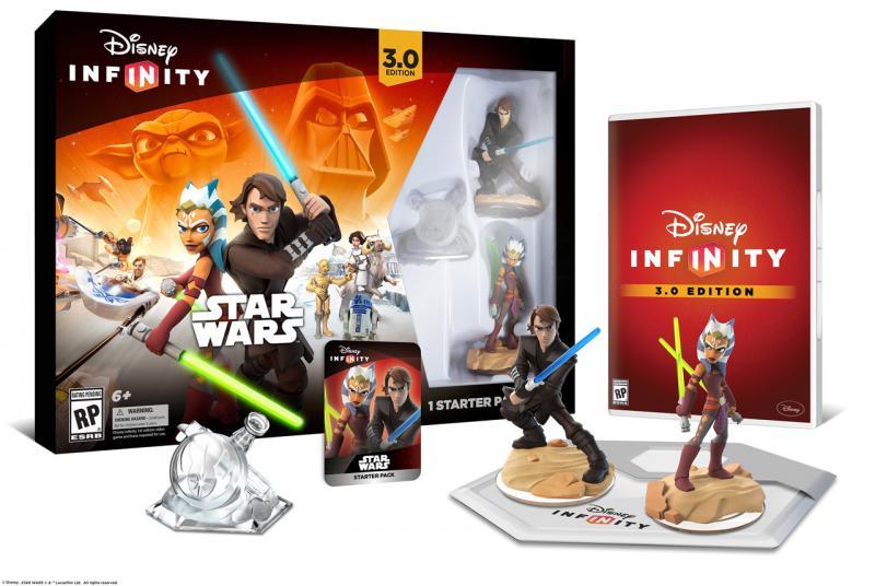 Disney Infinity 3.0 starter-pack (Foto: Disney Interactive)