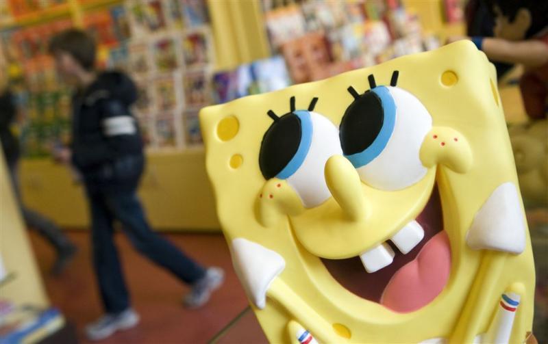 Bowie en Legend werken aan SpongeBob Musical