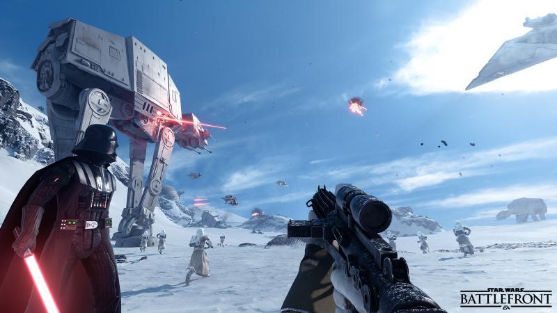 Star Wars Battlefront krijgt bèta (EA)