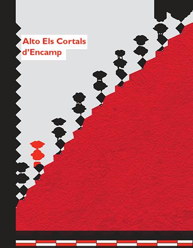 Alto Els Cortals d'Encamp, de laatste klim voor de slotklim (Afbeelding: letour.fr)
