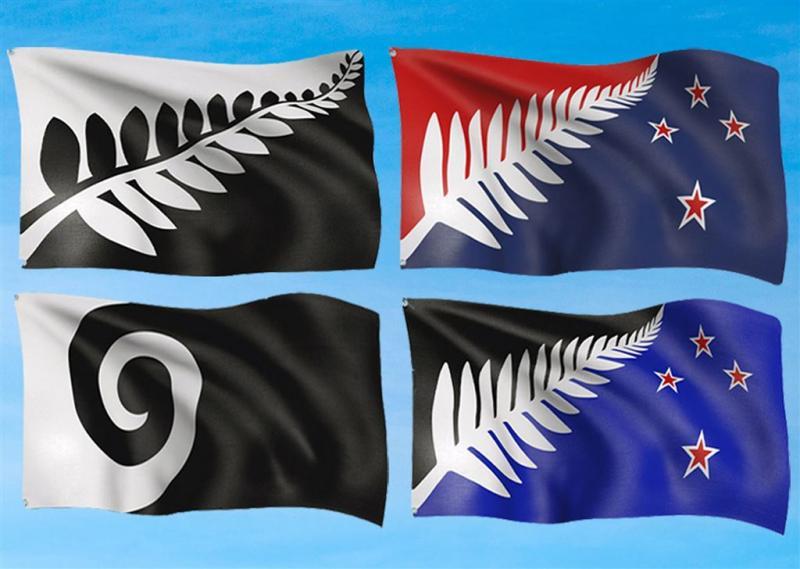 Union Jack niet op nieuwe vlag N-Zeeland