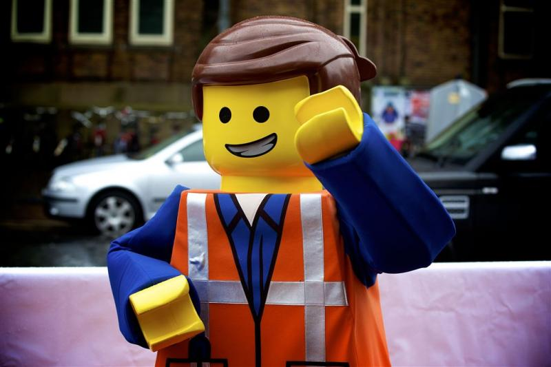 Betere cijfers voor speelgoedbedrijf Lego