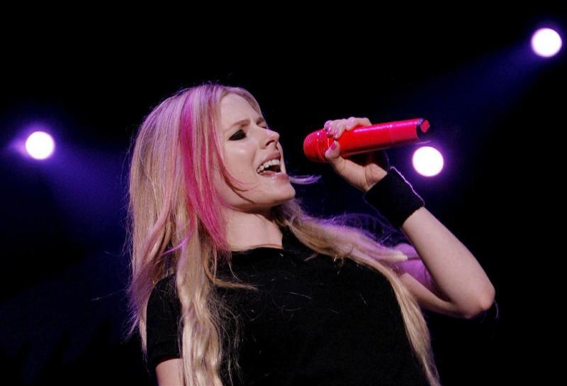 Avril Lavigne en Chad Kroeger uit elkaar