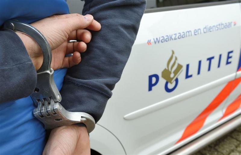 Politie pakt leden Satudarah op bij drugslab