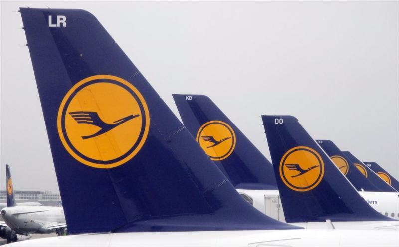 Piloten dreigen Lufthansa weer met staking