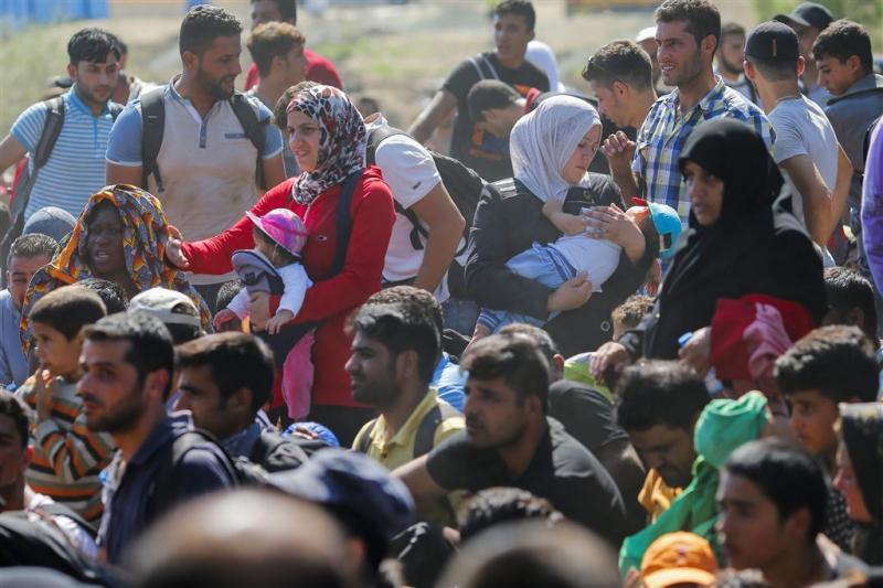 'EU-regels asielzoekers op de schop'