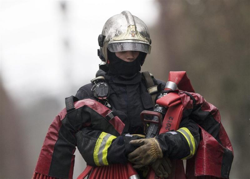 Acht doden bij brand in centrum Parijs