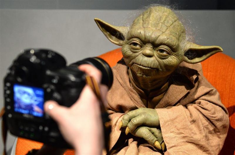 Schokkend Nieuws veilt unieke Star Warsposter