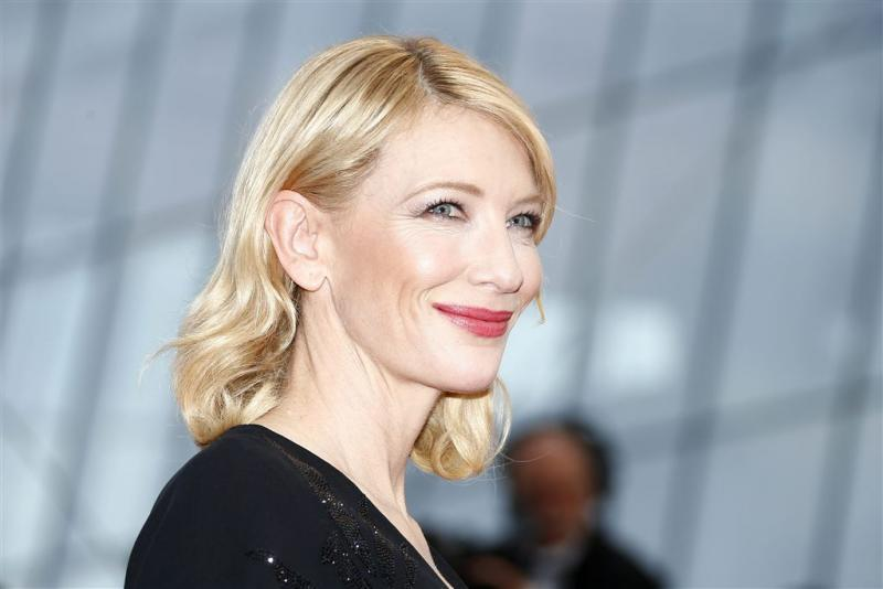 Cate Blanchett kruipt in huid van Lucille Bal