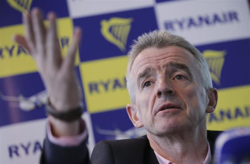 Ryanair komt medio oktober naar Schiphol
