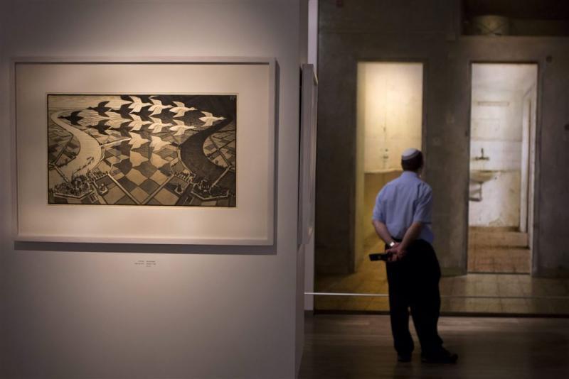 Onbekende tekening van Escher ontdekt