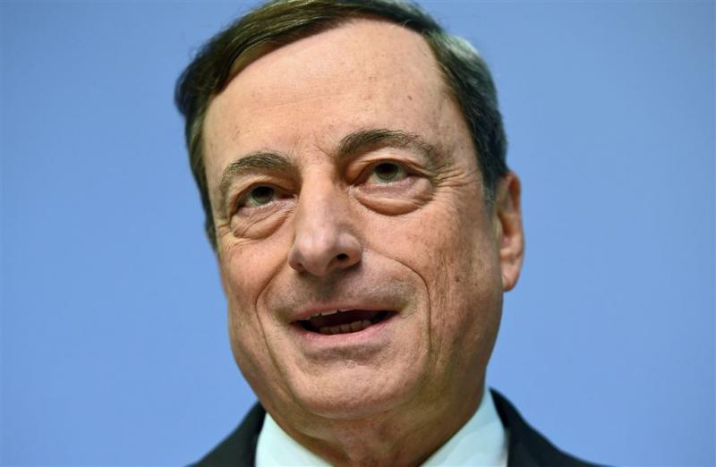 ECB laat rentetarieven ongemoeid