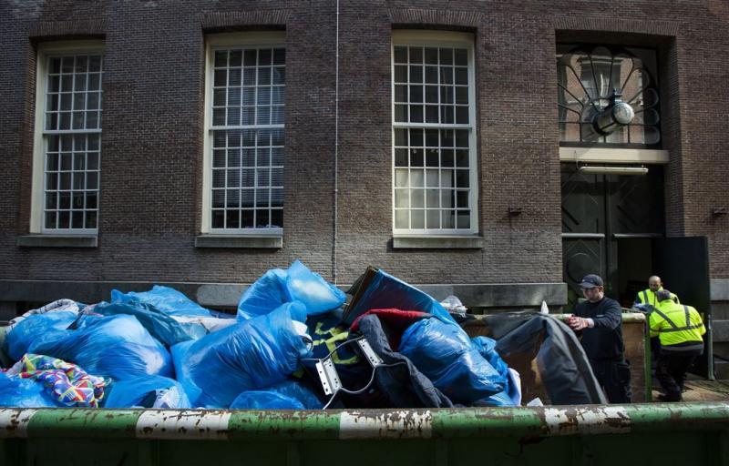 VVD en CDA: schade Maagdenhuis wél verhalen