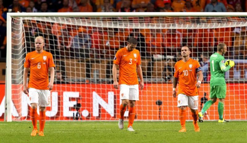 'Debuut om te janken, doemscenario Oranje'