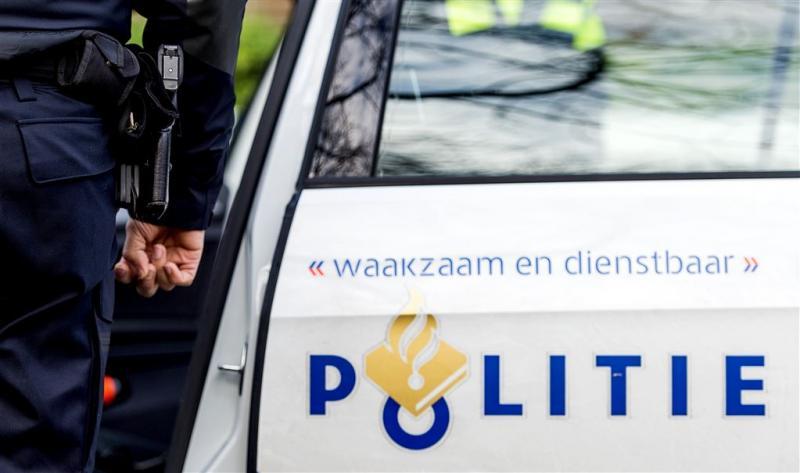Agenten gestoken bij conflict in Amersfoort