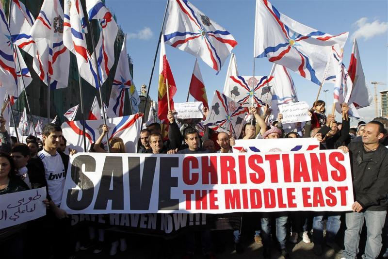 IS laat 15 christenen vrij na betaling