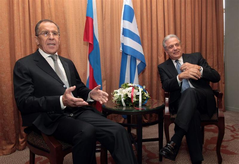 VS: weer Rusland uit luchtruim Griekenland