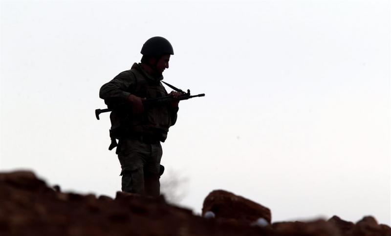 'Turkse grondtroepen gaan Noord-Irak binnen'