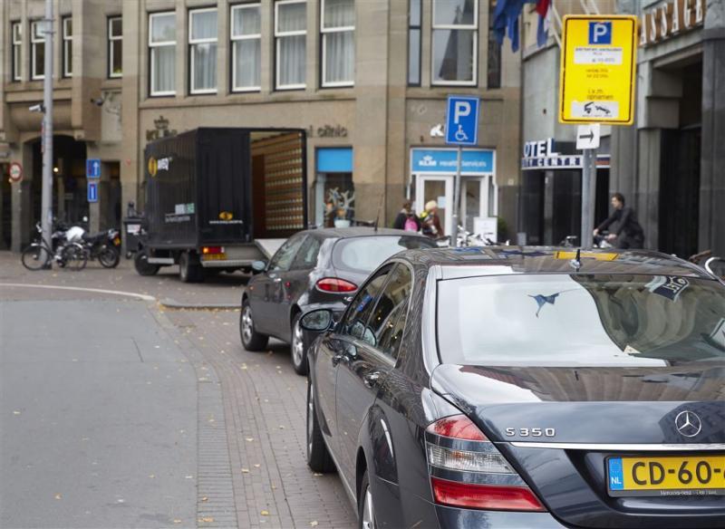 Geen verkeersboete meer voor diplomaten