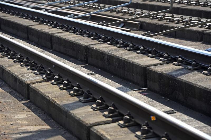 'Gebruik spoor in Nederland duur'