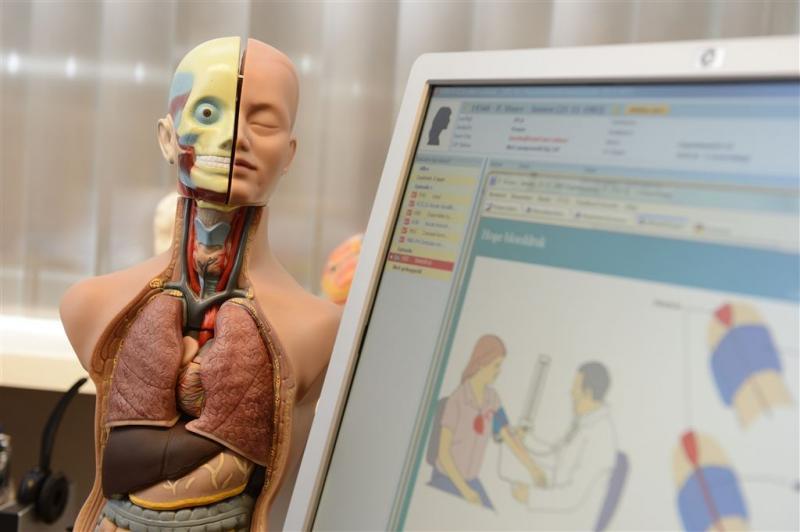 'Ander elektronisch patiëntendossier in de maak'