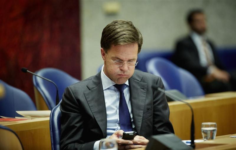 Rutte verwacht Europese steun asielplan