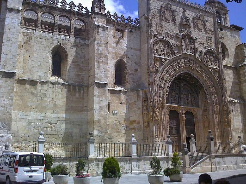 Santa María la Real in Aranda de Duero (Foto: WikiCommons)