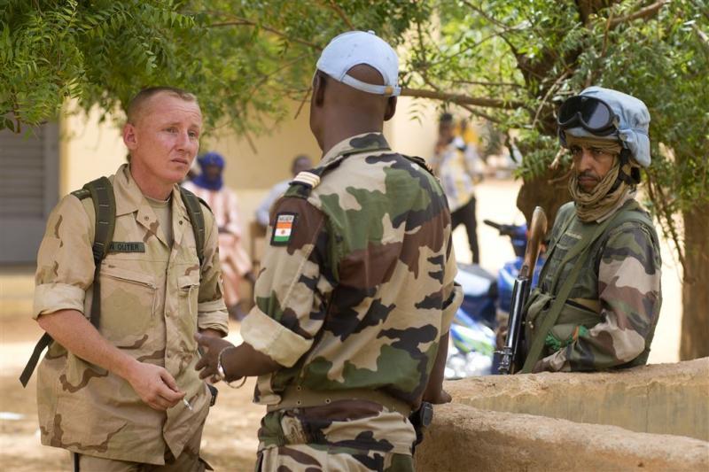 Nederlandse militairen blijven langer in Mali