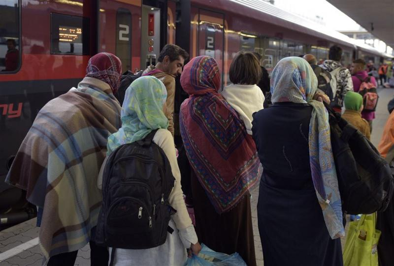 Treinverkeer Hongarije-Oostenrijk stilgelegd