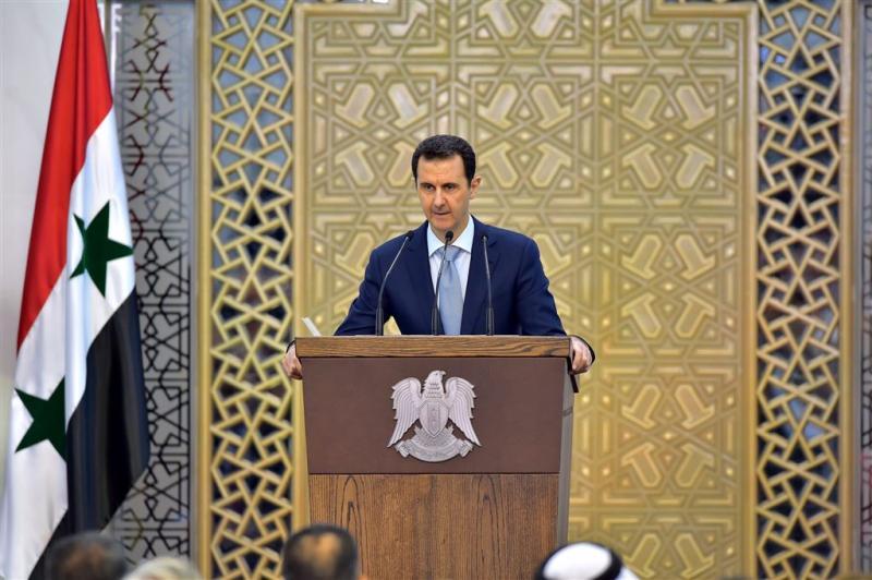 'Syrië zonder Assad deel van coalitie'