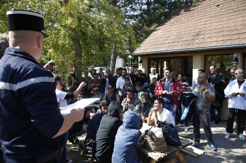 Fransen denken plots positief over migranten