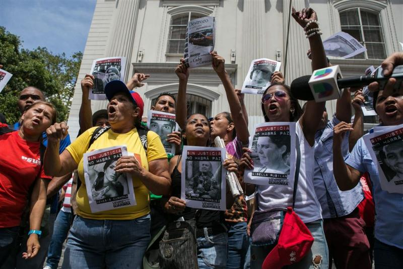 Oppositieleider Venezuela krijgt 13 jaar cel
