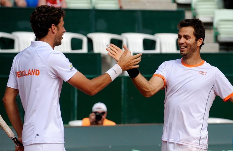 Rojer meldt zich af voor Davis Cup