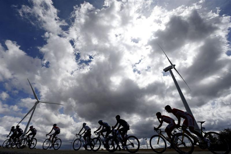 Tjallingii verlaat Vuelta