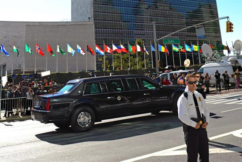 Palestijnen mogen toch vlag ophangen bij VN