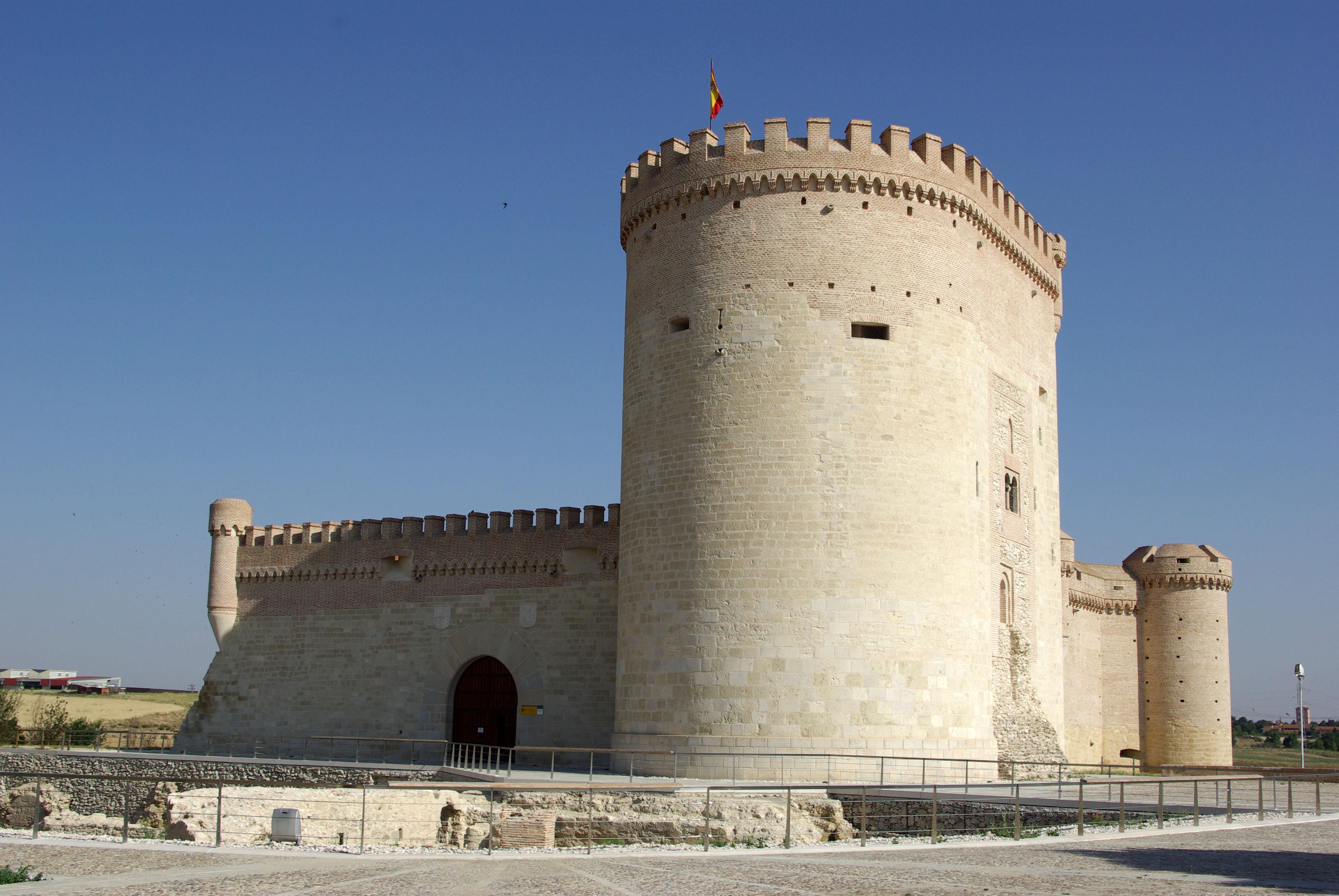 Het tweede kasteel van de etappe (Foto: WikiCommons)