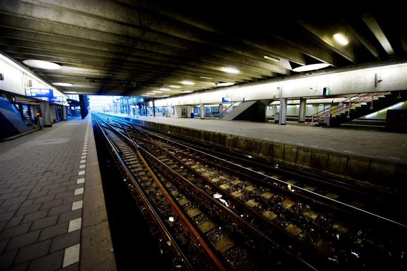 Problemen voor treinverkeer bij Utrecht CS