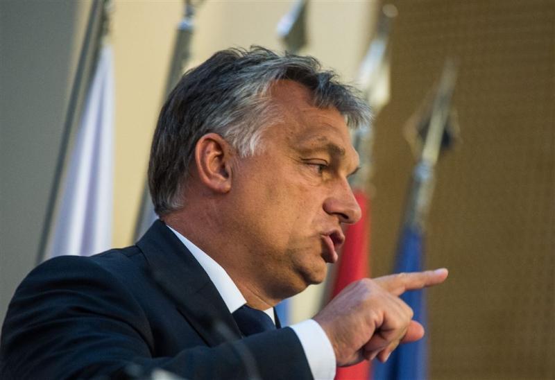 Orban gaat 'opstandige' migranten arresteren