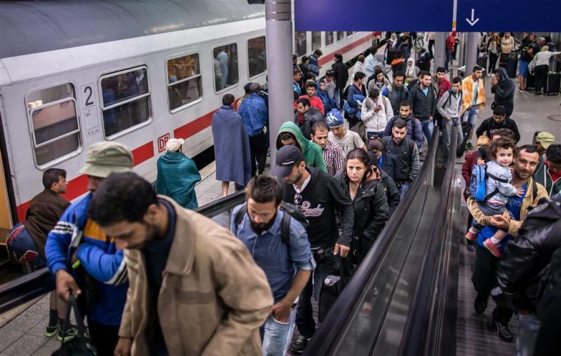 Treinverkeer Oostenrijk-Duitsland stilgelegd